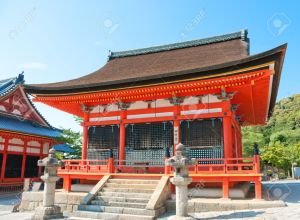 21453094-japanese-shrine-in-kiyomizu-temple-kyoto-japan-stock-photo
