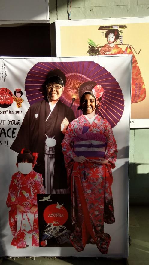 Ashihara Sensei with Anjana san