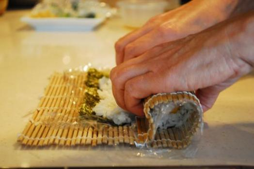 Making Makizushi